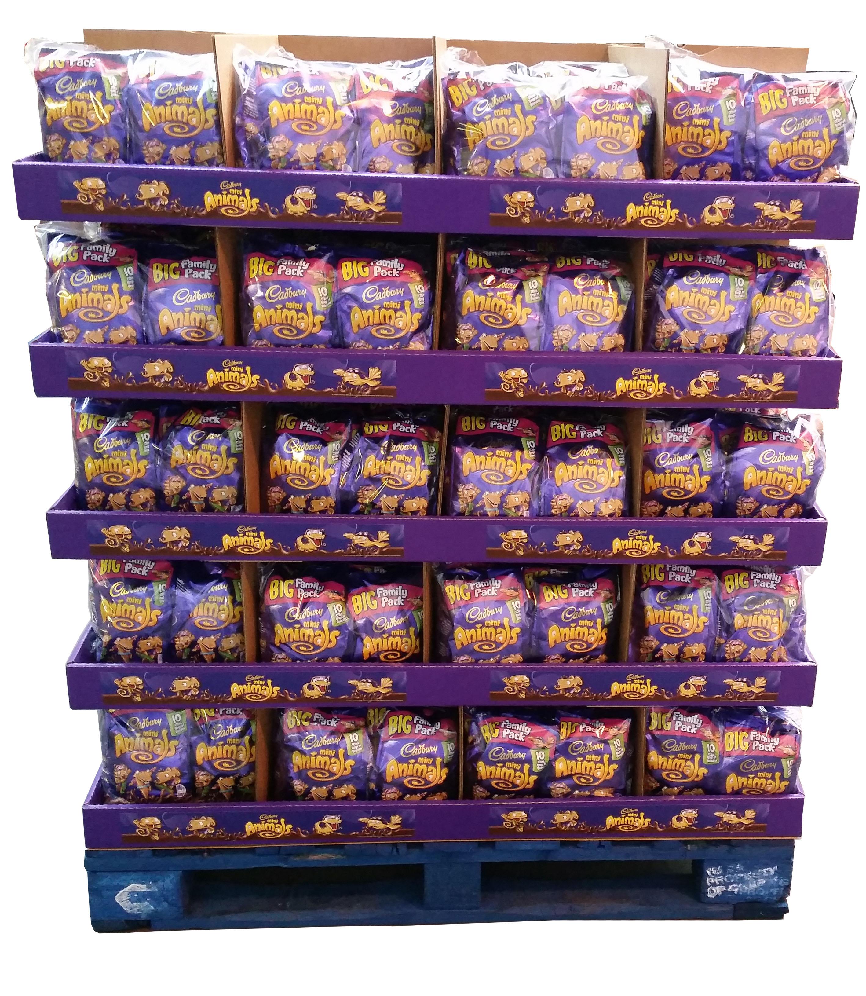 Cadbury's Mini-Animals 4-pack