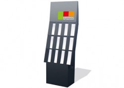 Free Standing Display Units 3