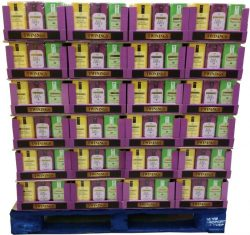 twinings gift pallet